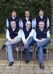 5 equipo de auxiliares