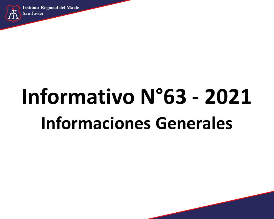 InformativoN632021